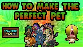 How To Make The Perfect Pet! (wizard101)
