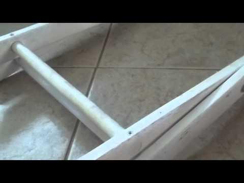 HOW TO : Make a Chair Leg Longer