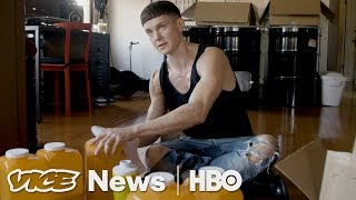 This Trans Artist Collected 200 Gallons Of Urine To Protest Trump (HBO)