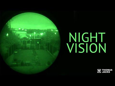 Airsoft Night Vision - Cobra Demon - Gen 1+ Vs Gen 2+