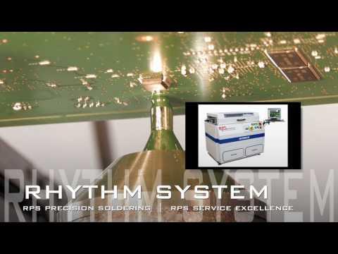 RPS Rhythm Selective Soldering System