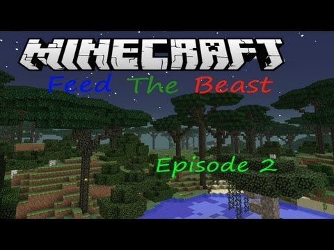 FTB | The Twilight Forest | ep.002