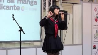 ES/EN Primera canción en el concierto de Ruki-chan en el Salón del Manga de Alicante.  Opening de Sailor Moon en japonés EN First song in the live of Ruki-chan in Alicante manga con. Sailor Moon opening in japanese Enjoy