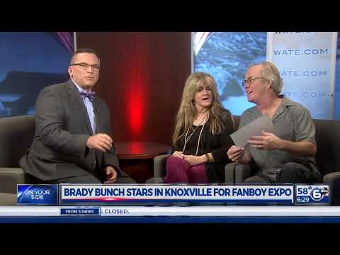 'Brady Bunch' cast visits WATE 6 On Your Side
