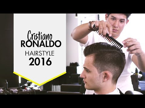 Cristiano Ronaldo Hairstyle  - Men's Hair Inspiration and Haircut