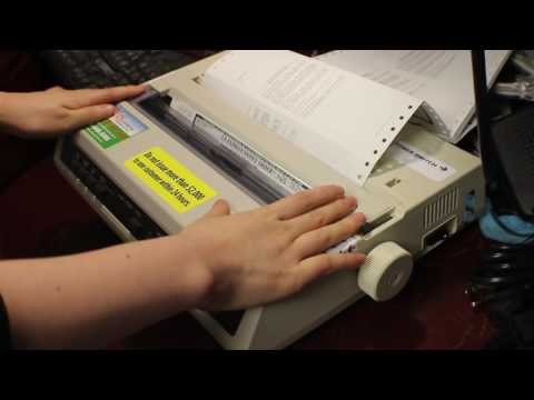 how to load money order paper