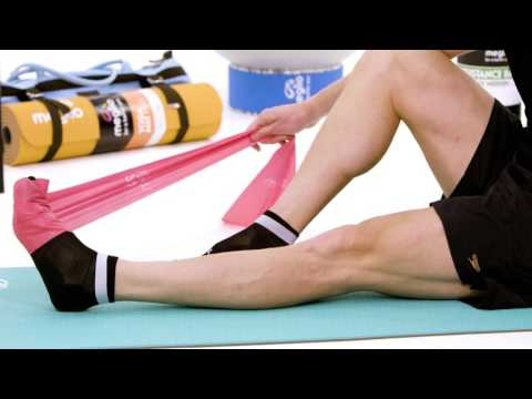 How to treat an inversion ankle sprain