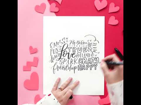 Lettering Layouts Online Class: Creating Beautiful Designs