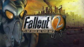 Fallout 2 (макс сложность   без смертей) Мили/Тяж/Зло #2 Кривая дорожка