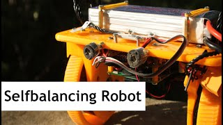 Watch this cute selfbalancing robot explore the world!