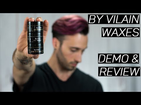 By Vilain Waxes | DEMO & REVIEW | Gold Digger, Silver Fox, Dynamite Clay