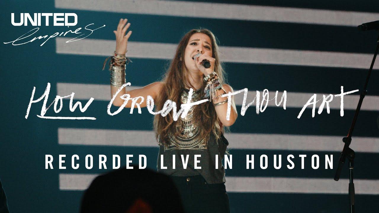 How Great Thou Art  (feat. Lauren Daigle) - Hillsong UNITED