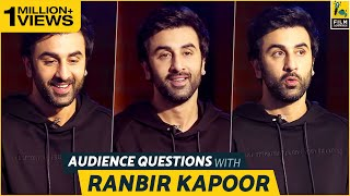 Ranbir Kapoor Answers Fan Questions | FC Unfiltered | Anupama Chopra