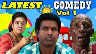 Latest Tamil Comedy Scenes 2017 | Latest Tamil Comedy Collection | Soori | Rajendran | Urvashi