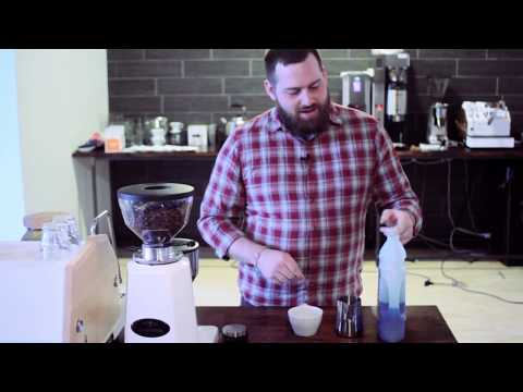 How to Practice Latte Art (without using milk!)