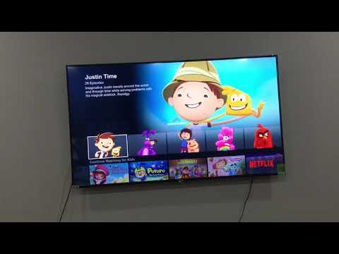 Netflix menu movie - Sony Bravia Tv