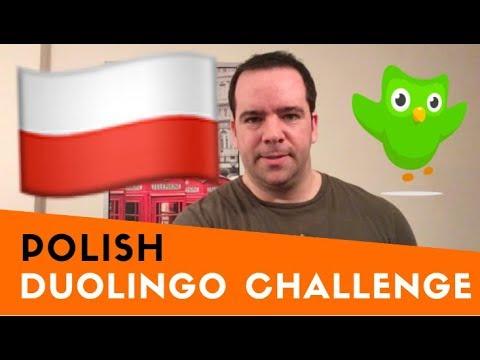 Polish [Duolingo] Challenge: Complete! (Mini