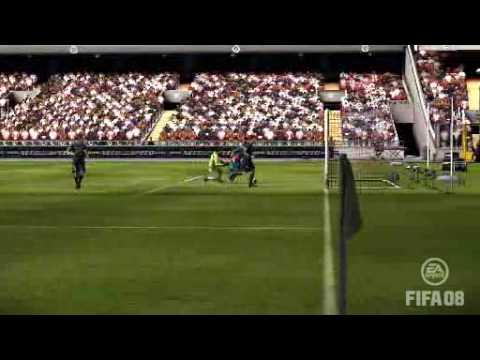 Fifa 08- Epic Fail