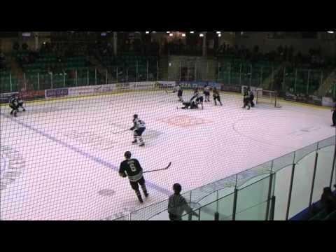 Feb. 12, 2016 Okotoks Oilers vs. Canmore Eagles