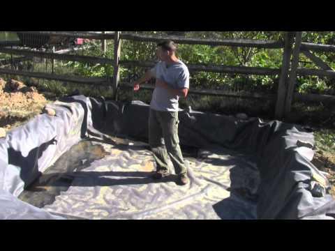 Grey Water Wetland & Silt Pond Project Part 1