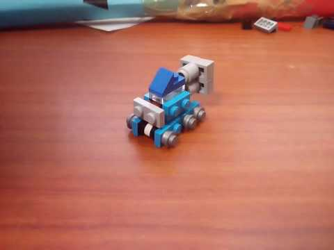 How To Make A Lego Transformer Optimus Prime (Energon Dosed)