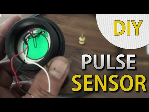 Make your own Pulse Sensor