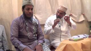 Allahu Allah new urdu Naat by Toufeequddin Abululai sahab (Exclusive)