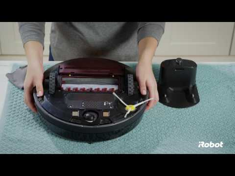 Roomba® 800 Series Charging Contacts Care