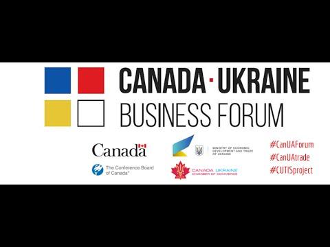 Canada Ukraine Business Forum