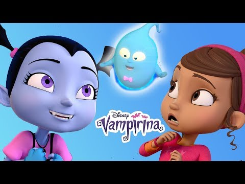 Vampirina & Friends Hide & Seek Mini Games - Disney Junior App For Kids