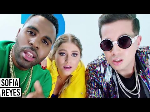 Xxx Mp4 Sofia Reyes 1 2 3 Feat Jason Derulo Amp De La Ghetto Official Video 3gp Sex