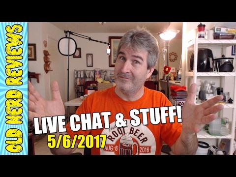 🔴  LIVE Chat, Q&A, Game Raffle, Baking Toe Jam | 5.6.2017