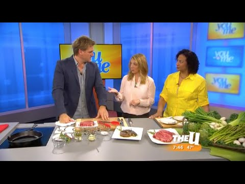 Grilling The Perfect Steak with Chef Curtis Stone