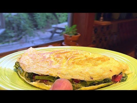 Curry's Omelette recipe