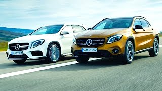Mercedes GLA SUV TV Commercial AMG GLA 45 4Matic + GLA 220d 2018 Mercedes SUV 2017 Promo CARJAM TV
