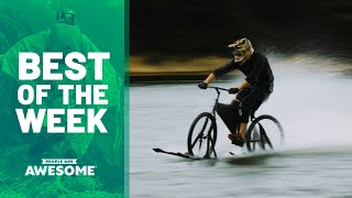 Coolest Wasp Cosplay, Circus Stunts, High Dives, Water Skis & More! | Best of the Week