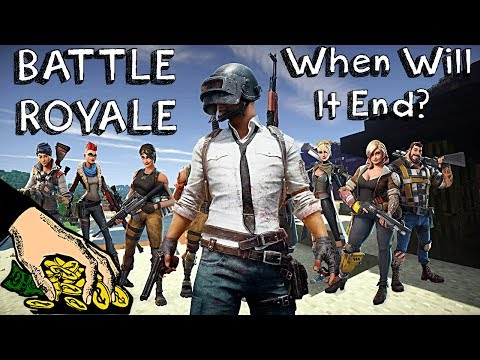 Battle Royale Games Have Caused A BIG Problem