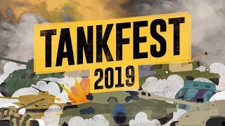 TANKFEST 2019 Highlights | The Tank Museum