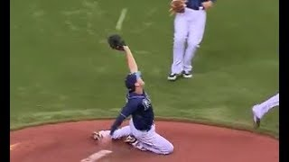 MLB Catches on Mounds