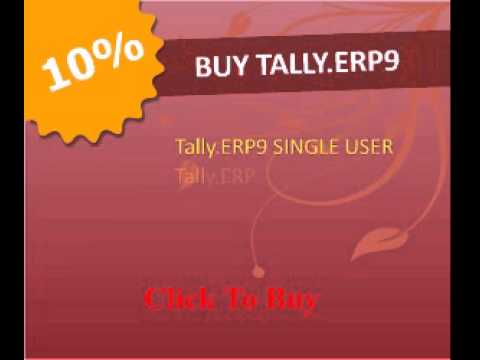 i want to purchase Tally erp9 accounting software from auth tally partner