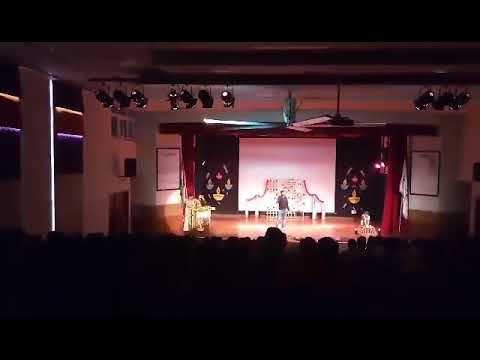 Doing Ravish Kumar's Mimicry(Not a Full video)#ChavishKiReport