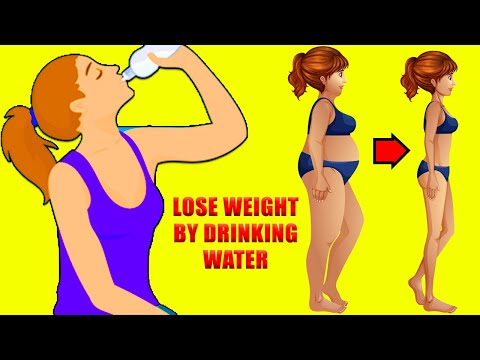 Do You Know How Drinking More Water Can Help You Lose Weight!Drink water and lose weight at Home