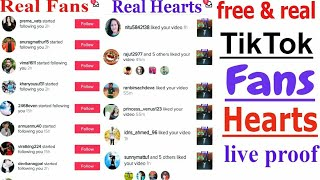 5:13) How To Get Active And Real Tiktok Fans Hearts For Free Video