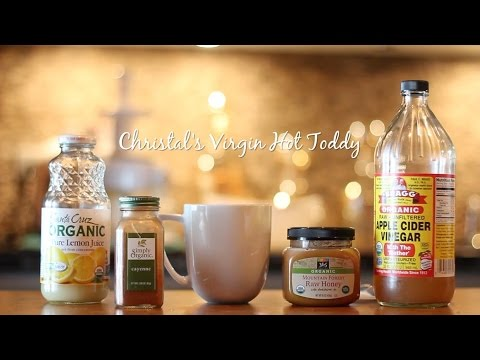 Christal's Virgin Hot Toddy