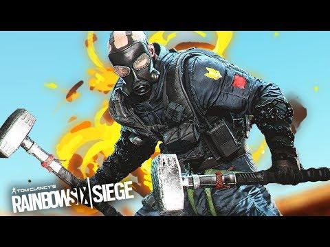 Rainbow Six Siege - Random & Funny Moments: #5 - Rainbow Six Siege Highlights
