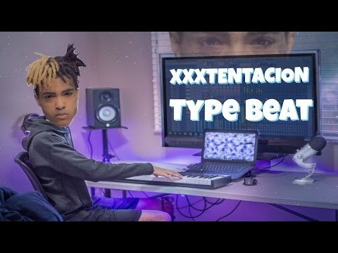 Making An XXXTENTACION Type Beat From Scratch (Fl Studio 12) | Making A Beat From Scratch | Sharpe