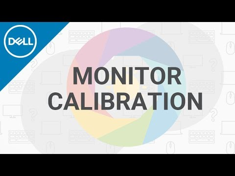 How to Calibrate your Monitor (Official Dell Tech Support)