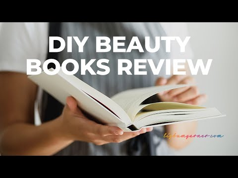 REVIEW | DIY beauty books