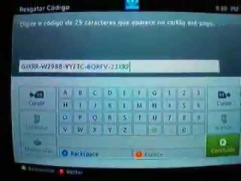 Como ganhar codigo Xbox LIVE Gold 48h GRATIS.3gp