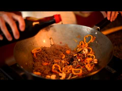 How to Stir-fry Shirataki Noodles